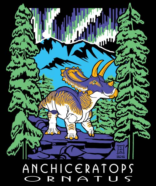 Anchiceratops ornatus