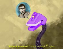 Richard Basehart!
